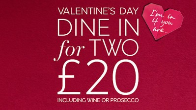 m&s dine in valentine's day offer! - retail shopping at sanderson, Ideas