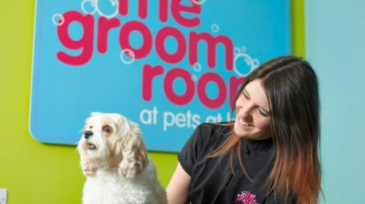 World Record Attempt for The Groom Room at Pets at Home