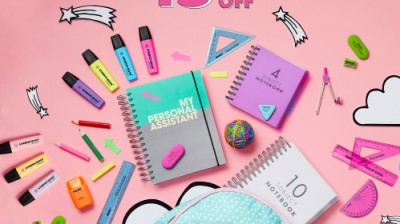 15% off for Teachers at Paperchase