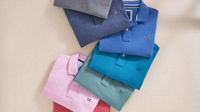 3 for 2 on polo's at Crew Clothing