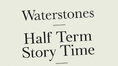 Little Bookworms Story Time for Tots | February Half Term