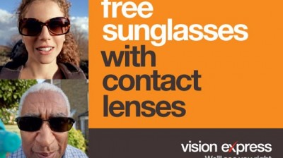 c594353af23 FREE Sunglasses with Contact Lenses! - Retail shopping at Sanderson ...