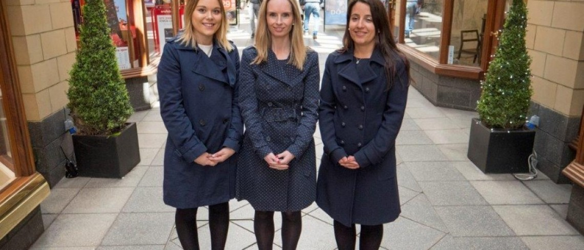 New centre management team announced for Sanderson Arcade