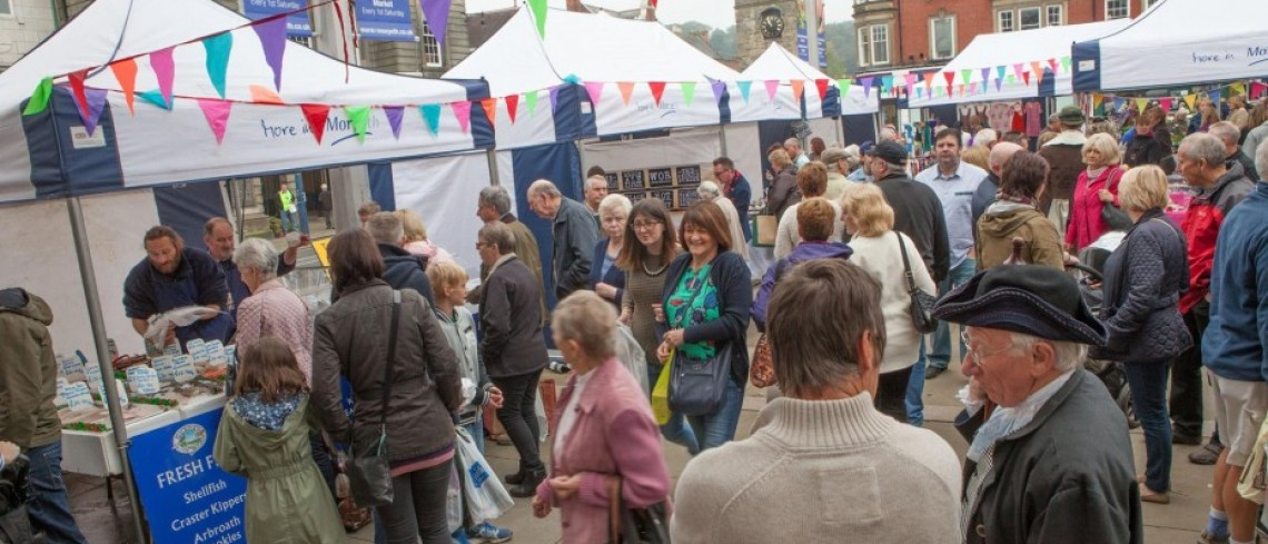 Morpeth Farmers market goes sweet for World Chocolate Day!