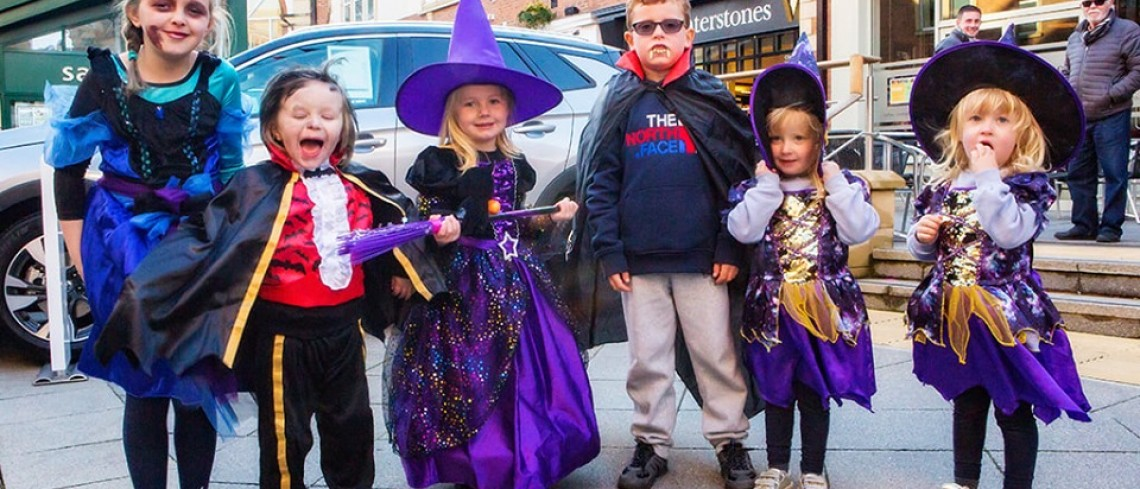 It's all a bunch of Hocus Pocus at Sanderson Arcade This Halloween!
