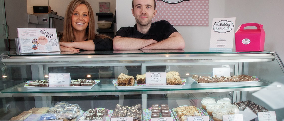 The Pudding Parlour Wins Top Regional Bakery Award!