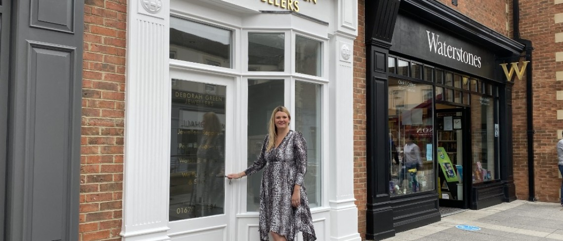 Deborah Green Jewellers to open new store at Sanderson Arcade