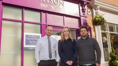 Arcade welcomes new businesses to Davison House