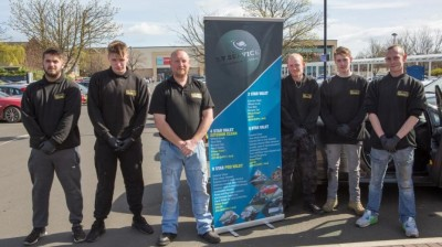 Spring Clean Car Wash opens at Sanderson Arcade
