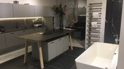 New look for 2018 at Arcade's Kitchen and Bathroom Specialists