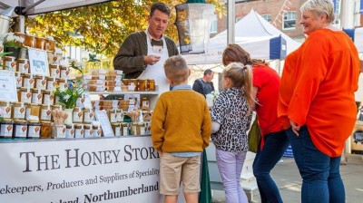 Monthly Farmers' Market to tie in with 51st Morpeth Gathering