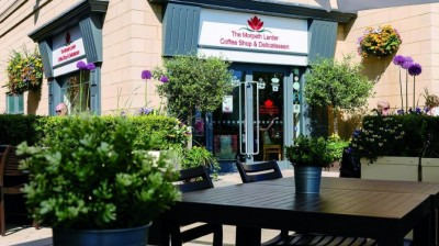 The Morpeth Larder's Alfresco Dining Area Now Open for Spring and Summer!