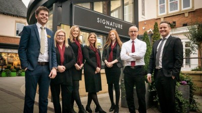 Leading estate agency joins Sanderson Arcade line up