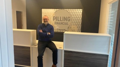 Financial Advisor moves to new location at Sanderson Arcade